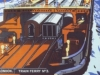 train ferry poster