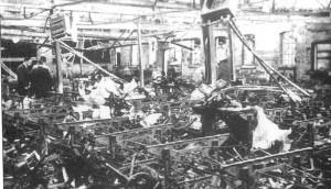 Bernard's Factory 1941