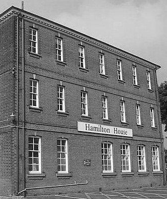 Hamilton House.