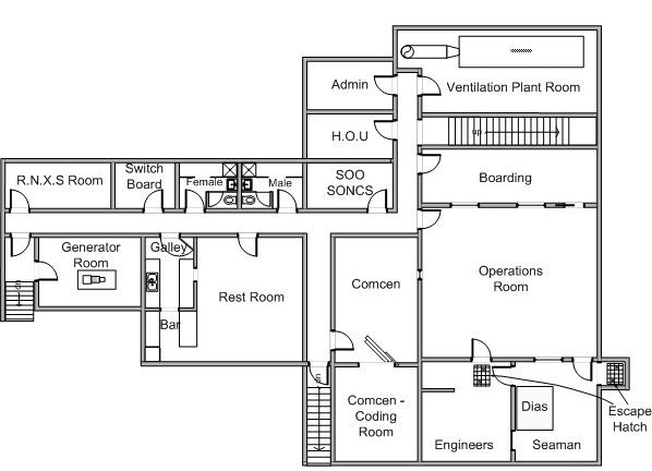 Canteen Design Plan Plan School Canteen Design