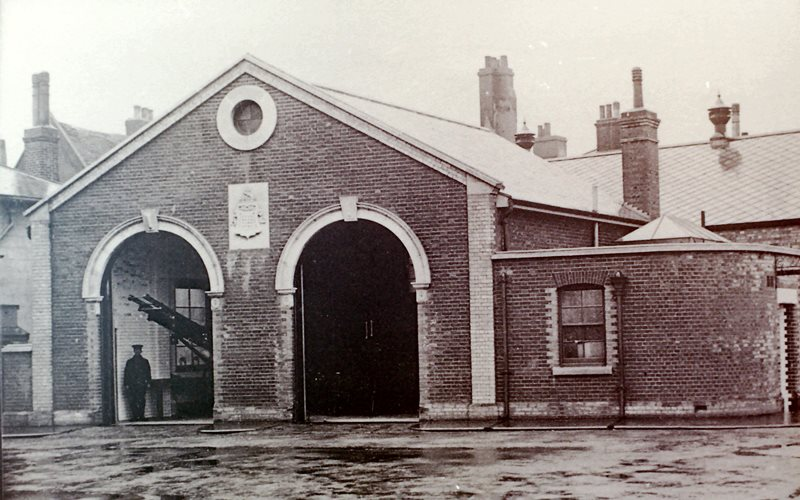 Harwich Fire Station