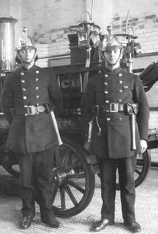 Harwich Fire Brigade
