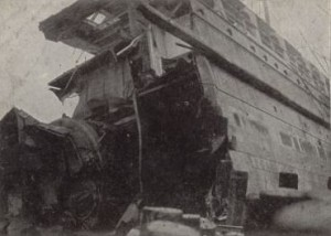 Wreck of the Berlin