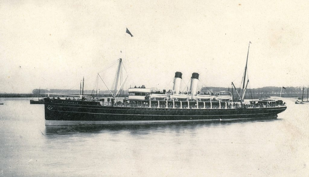 ss Brussels