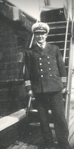 Captain Roland Vincent Adams