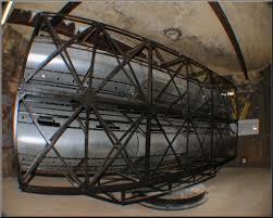 Inside the Radar Tower