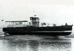 Brightlingsea Ferry