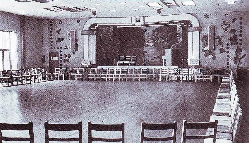 warners ballroom