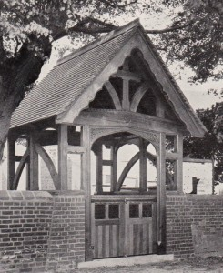 All Saints Lych-Gate