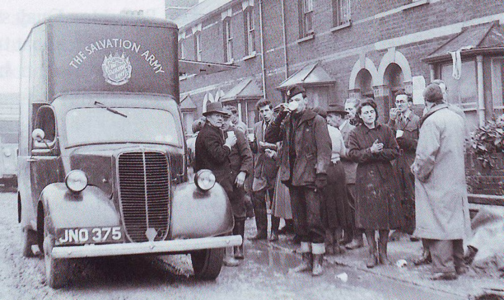 1953 Floods - Harwich