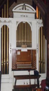 Memorial Organ