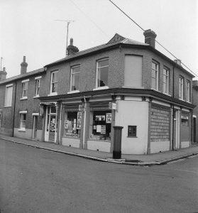 Parkeston post office