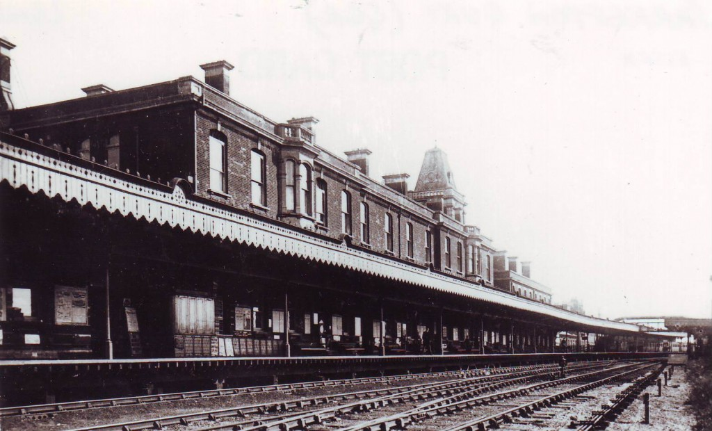 Parkeston Railway Station