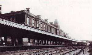 Parkeston Railway Station