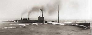 K Class Submarine