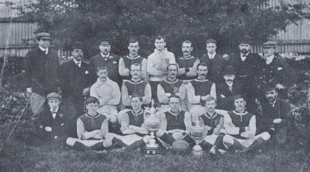 Harwich and Parkeston FC 1903