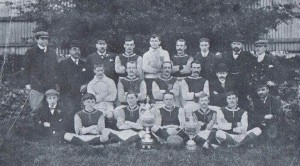 Harwich and Parkeston FC 1903