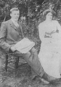Frederick & Jane Wallis