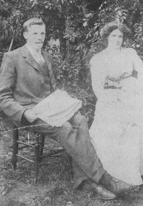 Frederick & Jane Wallis