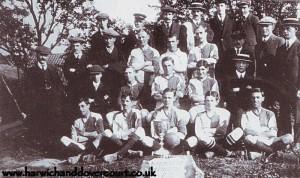 Dovercourt Athletic 1912-1914