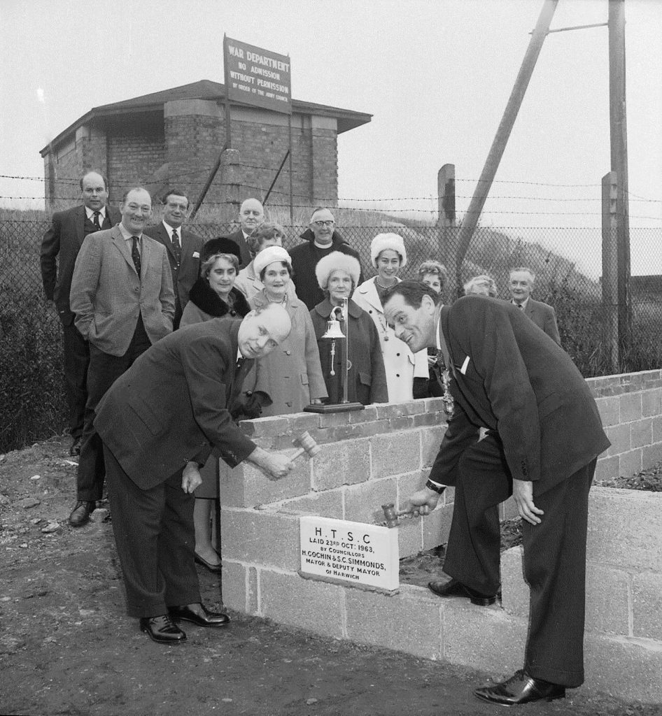 Foundation Stone 1963