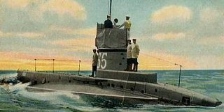 C Class Submarine