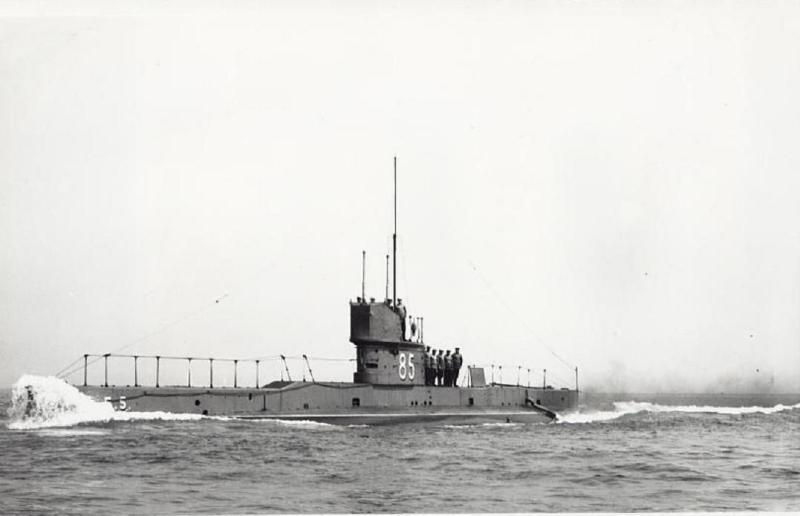 HMS E5