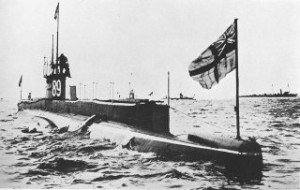 HMS E9