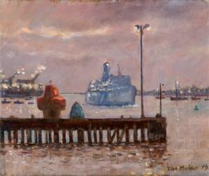 Trinity Pier - Harwich 1982