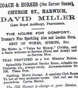 David Miller - Coach & Horses