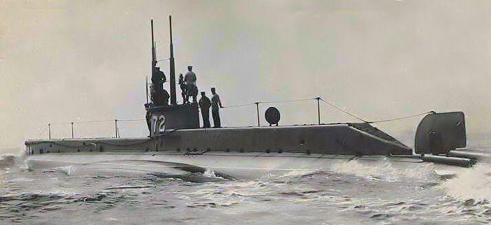 HMS D2