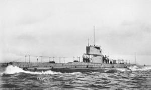 E Class Submarine