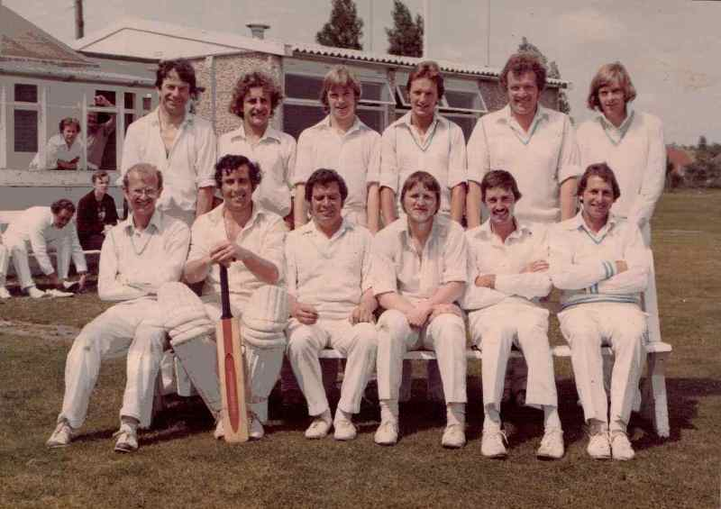 Harwich & Dovercourt cc 1977-78