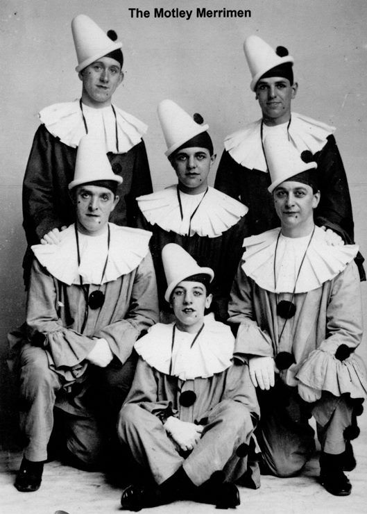 The Motley Merrimen - Dovercourt 1914