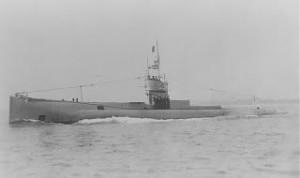 G Class Submarine