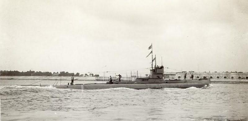HMS G4