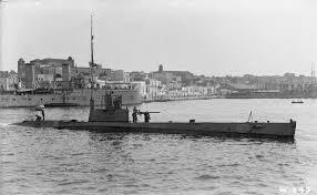 H Class Submarine