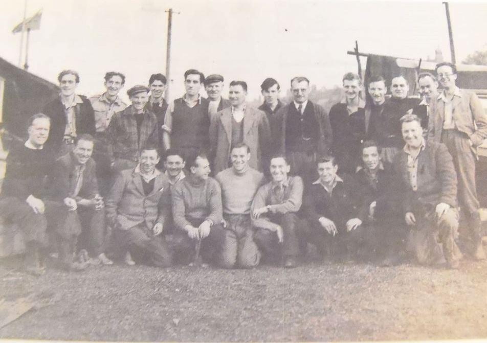 Sailing Club - 1950