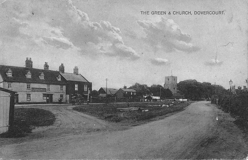 Upper Dovercourt