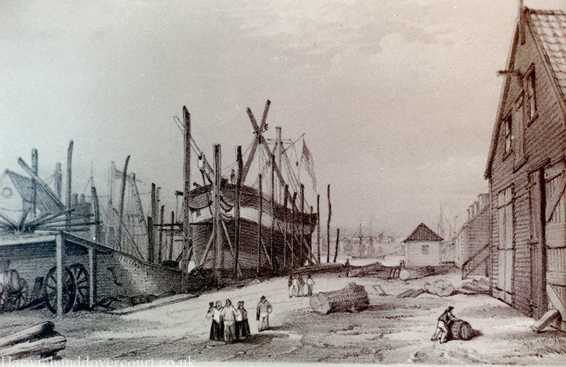 The Old Shipyard