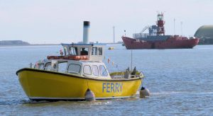 New Harbour Ferry