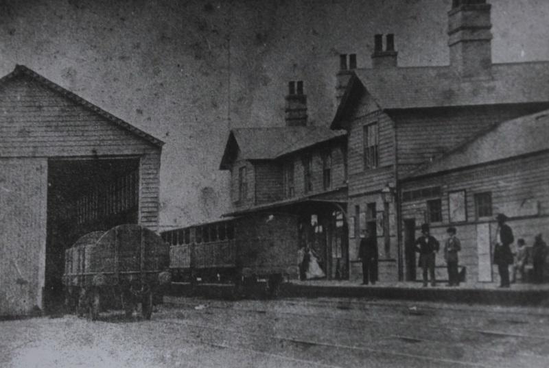 Harwich Railway Station