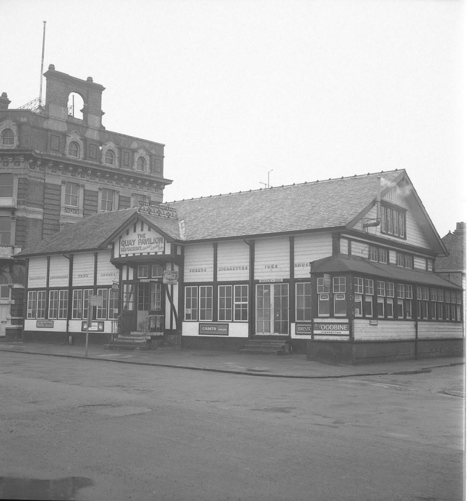 Quay Pavilion