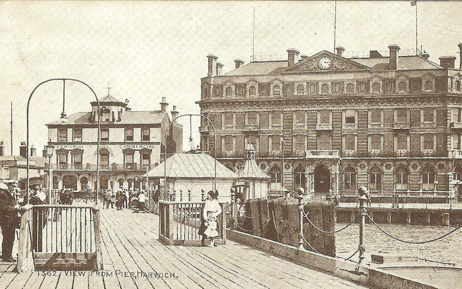 Halfpenny Pier