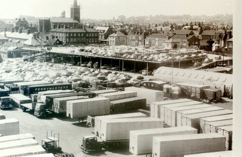 Navyard Wharf