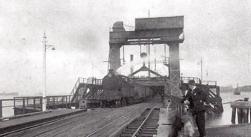 Train Ferry Terminal