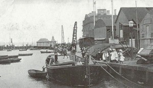 The Camber, Harwich
