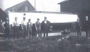 Cann boat builders (1930)