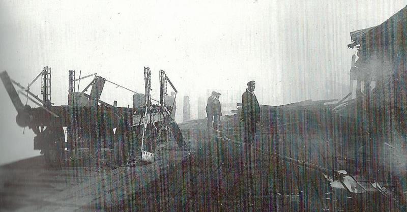 Continental Pier 1910