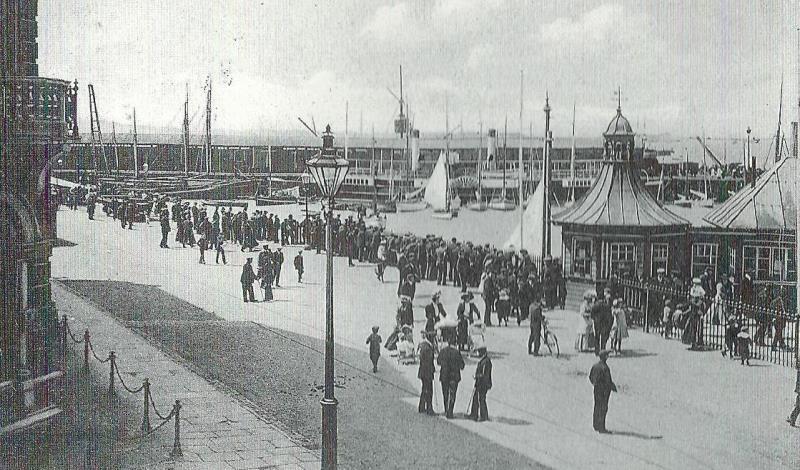 Halpenny Pier